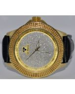 ICE MANIA DIAMOND WATCH 0.12CT WITH TWO EXTRA LEATHER BANDS