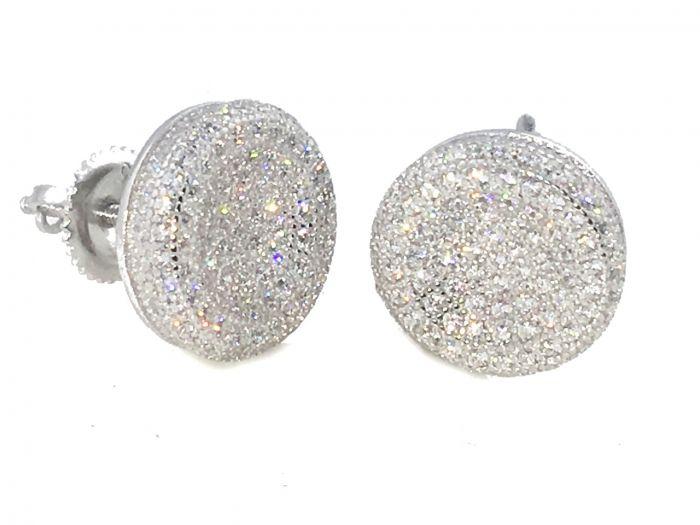 10e9978d05c87 Screw Back Diamond Earrings For Men - Best All Earring Photos ...
