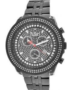 Joe Rodeo JRPT162 Platinum Diamond Watch