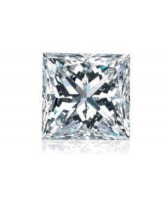Princess Cut Diamond 9.28 Carat  SI2 Clarity K Color GIA Certified