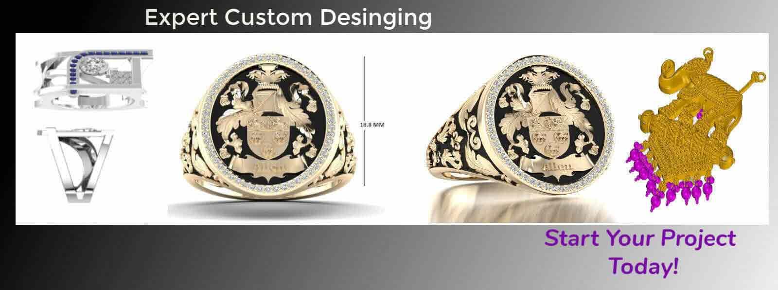 Expert custom Desinging